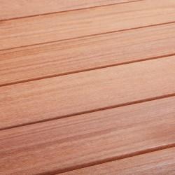 Terrasse Cumaru Rouge 21mm