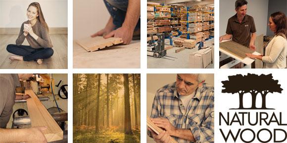 Historique Natural Wood